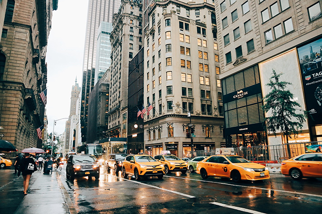 1. Fifth Avenue, New York – $3,000 USD