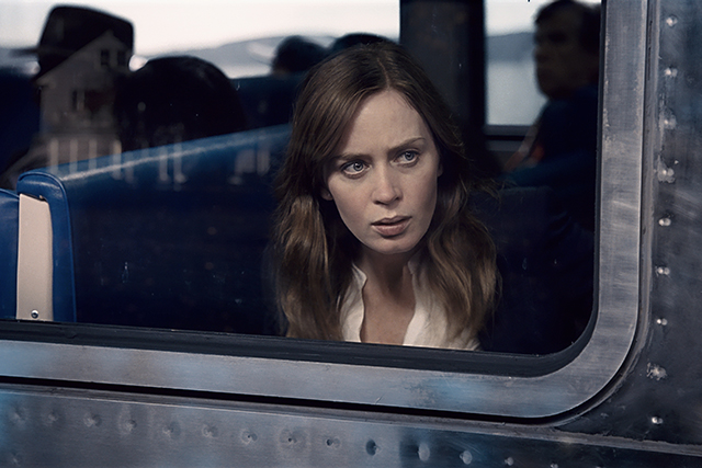 Monday, October 10: Some really fantastic films have been released in the last week and if you're late to catch up, consider checking out 'The Girl on The Train', 'The Hurt Business', 'Francofonia' and 'Beast'.