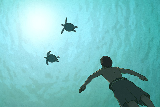'The Red Turtle' Studio Ghilbi never fails to hurt my heart, and this beautiful tale, a collaboration between the famed Japanese production house and London-based artist Michaël Dudok de Wit is no different. Completely dialogue-free, stunning and adorably charming, this tale feels like a dream, a shipwrecked sailor at the centre, trying to move off the island, which holds him hostage, when his plans suddenly change. Watch the trailer and try not to feel anything, I dare you.