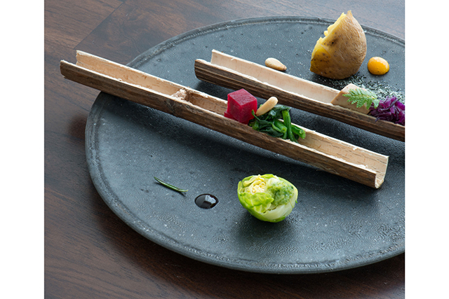 'The food from Yoshihiro Seno is as pure and as well thought out as the hotel. He draws from his own experience of 'kaiseki' and 'washoku' techniques and makes good use of local produce including his own grown ingredients. Guests are in for a delightful journey in taste.' – Tom Aikens Chef and author