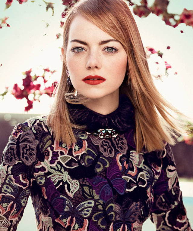 Emma Stone, actress and women's rights activist