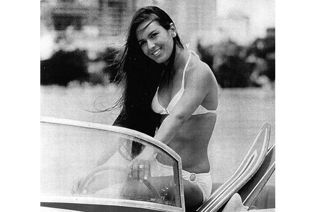Helo Pinheiro, the original Girl from Ipanema (song written by Antonio Carlos Jobim and Vinicius de Moraes) was said to captivate men as she walked to the beach.