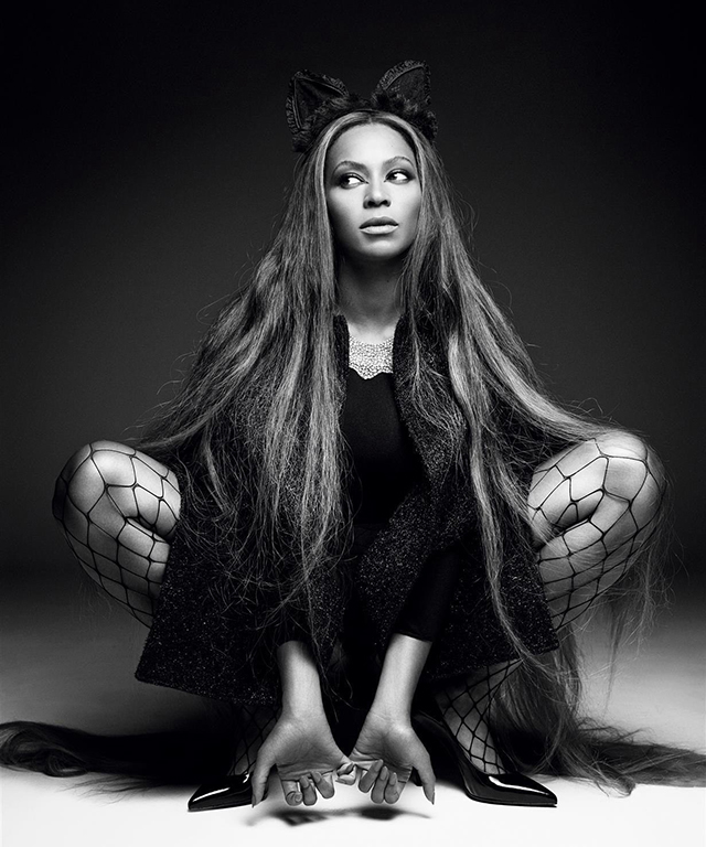 Beyonce, singer and political/women/race equality activist