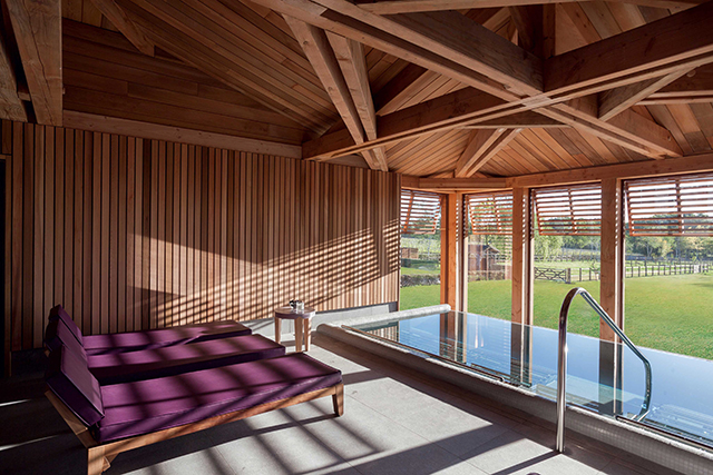 Most Spoiling Spa - Les Sources de Caudalie Bordeaux, France. 'As if having developed an exceptional product range wasn't enough, this spa nails a holistic approach with treatments that really deliver.'  – Nick Shelton Founder, Broadsheet Media