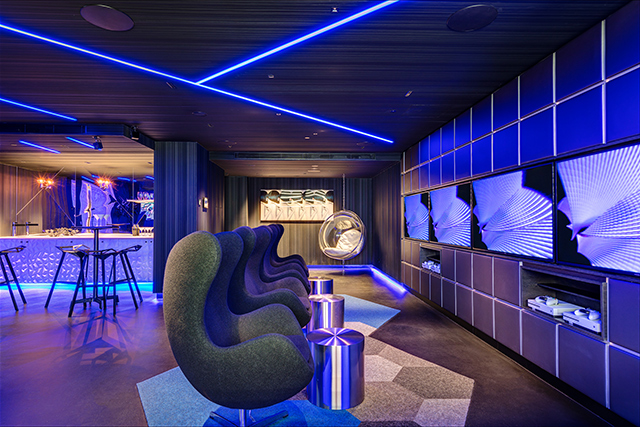 The Star Studios Sydney Three New Themed Rooms Available