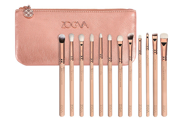 12.	ZOEVA is one of the Sephora website's most searched brands, and its Rose Golden Vol. 2 Complete Eye Set, $138, was quick to sell out in September. Luckily it's back again.