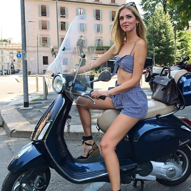 2. Chiara Ferragni: the Italian blogger-turned mega influencer has many admirers (10m, in fact) who clearly aren't bothered by her paid-for posts.