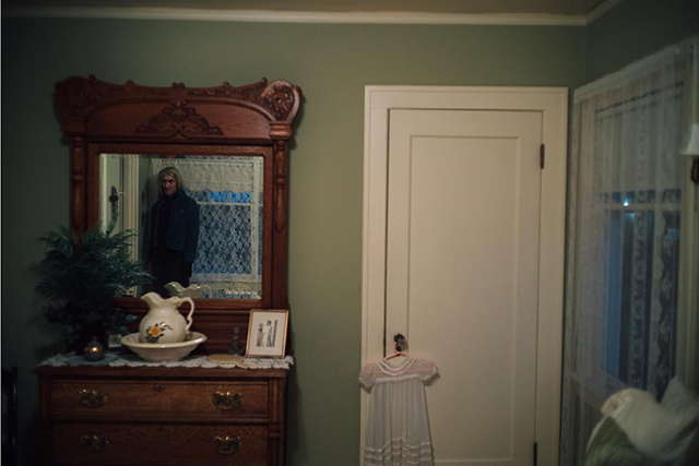 14.	Laura Palmer's bedroom. The Reber's guest room. They keep it as close to the original as possible. They even made a BOB mannequin to complete the illusion that you're in the show. A visiting friend refused to sleep in it.