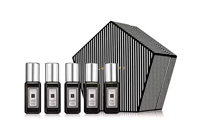 15.	Jo Malone Cologne Intense Collection.  If your friends and family already love the simplicity of Jo Malone's orchard-ingredient approach to scent, they will love these adorable beauty minis even more. The set of five fragrances niniatures features the rich and heady fragrances of Tuberose Angelica, Velvet Rose & Oud, Dark Amber & Ginger Lily, Myrrh & Tonka and Oud & Bergamot.  Jo Malone London Cologne Intense Collection $240, jomalone.com.au