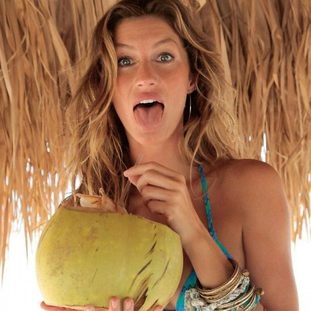 #15 Coconut it! Apply coconut oil all over your body after the shower. Believe it or not, healthy skin is vital for an overall healthy look.