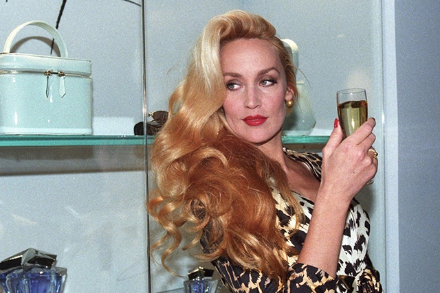 "Not only has Texan model Jerry Hall the ex-wfie of Mick Jagger, but she was also a muse to Roxy Music's Bryan Ferry, gracing the cover of the band's album ""Siren"".  Jagger wrote the song ""Miss You"" for Hall."