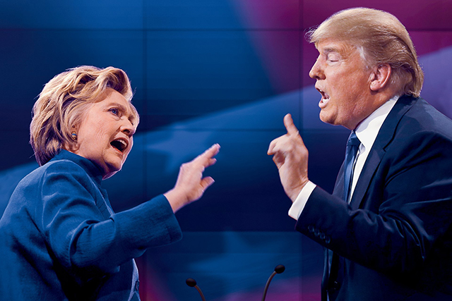 Speaking of exhaustion, The Donald Trump vs Hillary Clinton felt like the longest, dirtiest presidential campaign in history, didn't it?