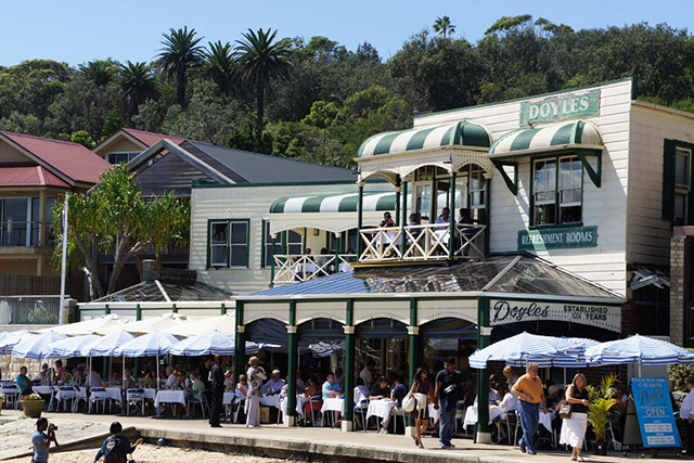 Doyles on the Beach, Watsons Bay: Classic fish and chip pairings served with seaside charm at Doyles on Watsons Bay.