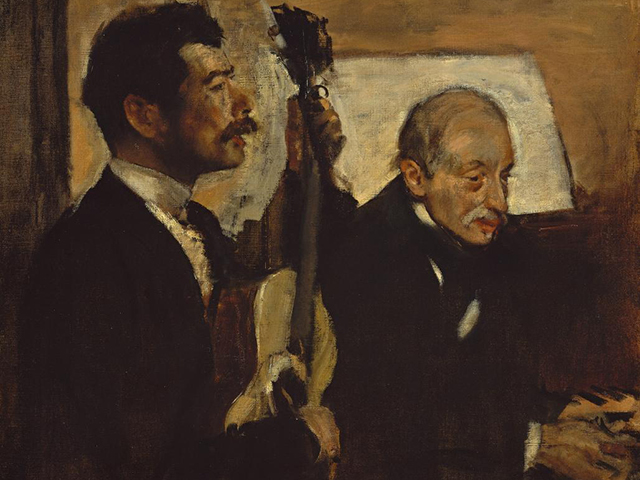 Tuesday, July 19: As a part of the beautiful Edgar Degas exhibition (until Sept 18), the NGV is hosting a series of special music presentations, in association with Orchestra Victoria. Tonight and on Wednesday: a performance of music from Degas' time.