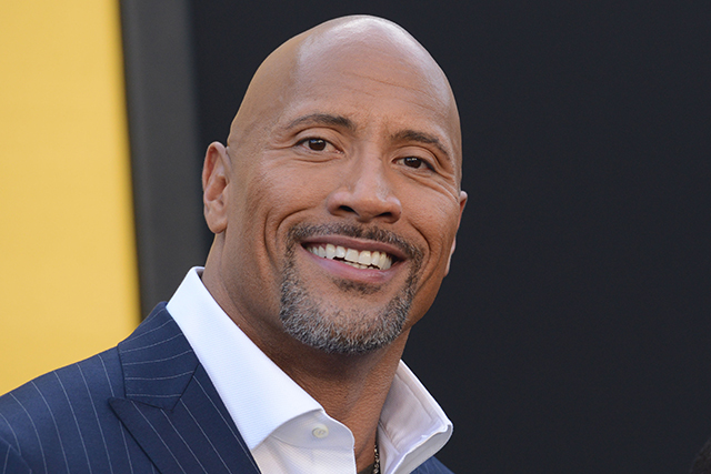 19. Dwayne Johnson ($64.5m)