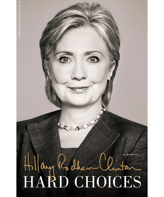20. Hard Choices: A Memoir by Hillary Rodham Clinton (Simon & Schuster)
