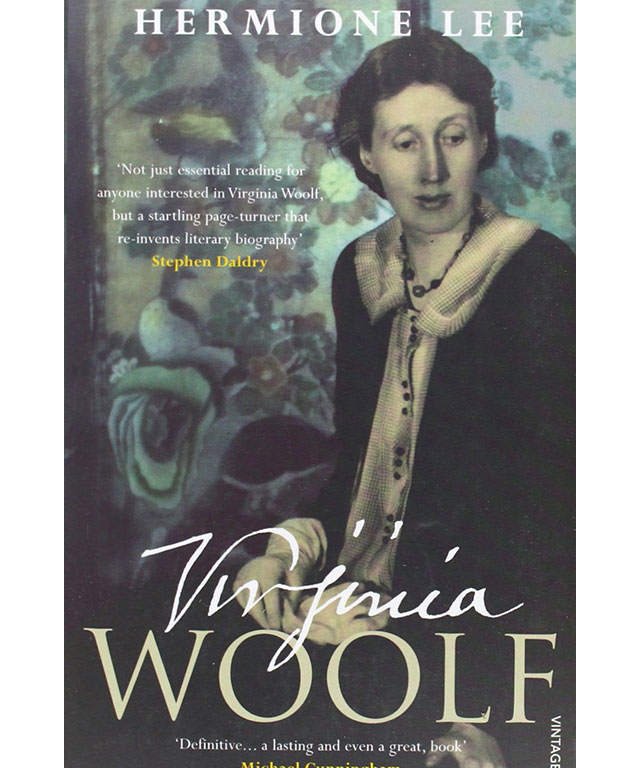 39. Virginia Woolf by Hermoine Lee (Vintage Books) Special mention also to: A Writer's Diary by Virginia Woolf (Mariner Books)
