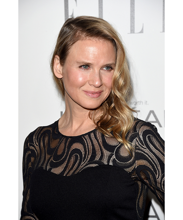 Click through to see the changing faces of Renee Zellweger