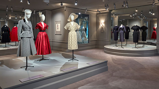 Inside The National Gallery Of Victoria S Dior Exhibition