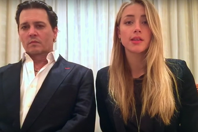 Perhaps this video should have alerted us, but something was up with Johnny Depp and Amber Heard back in April when they arrived in Australia to stand trial for… dog smuggling.