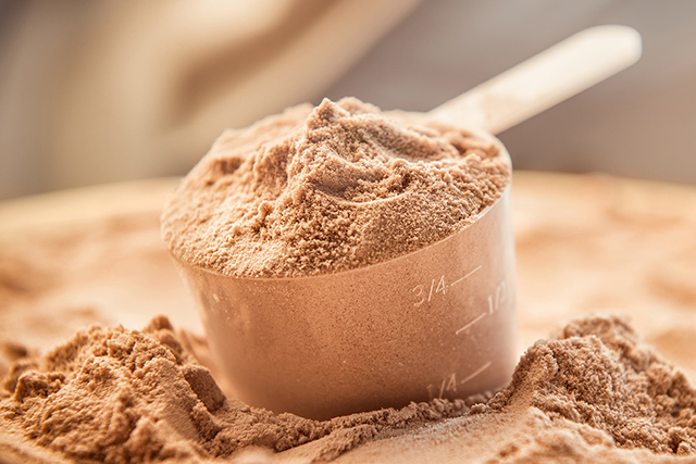 Whey protein. High quality, grass-fed whey provides all the precursors to glutathione production, the body's most powerful antioxidant.