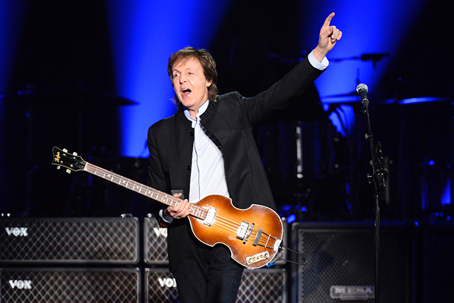 25. Paul McCartney ($56.5m)