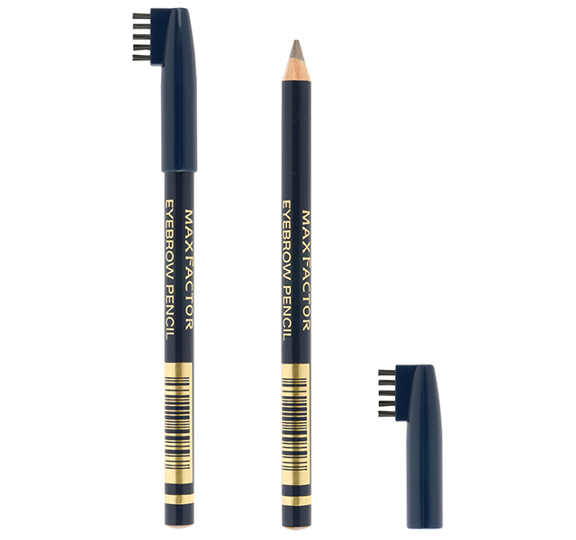 Brows: I use a large mixture of products for brows.  My favourite is Max Factor Brow Pencil in Hazel when I want a super soft colour on very light brows.