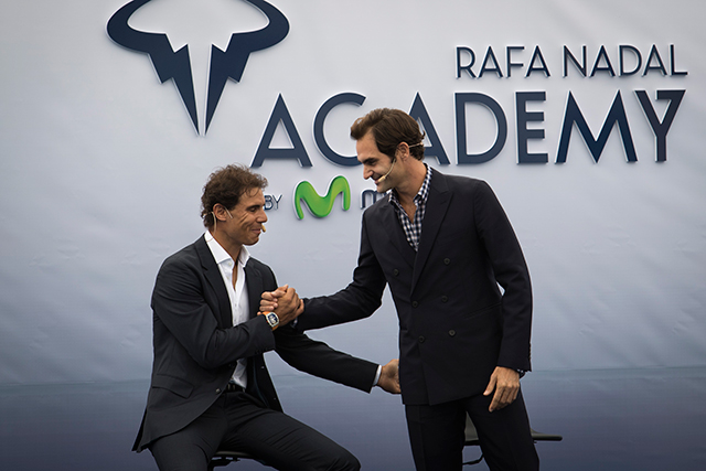 In fact, it was a miracle either of them made it to the 2017 Australian Open final at all. Back in October 2016, as Federer joined Nadal to open the Rafa Nadal Academy in Spain, both were suffering from injuries that had taken them off the circuit.