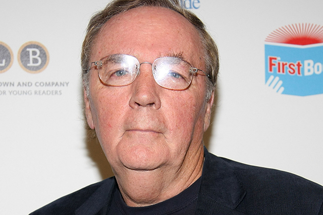 3. James Patterson, author ($95m)