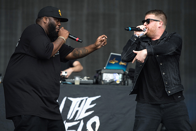 Run The Jewels on day 3