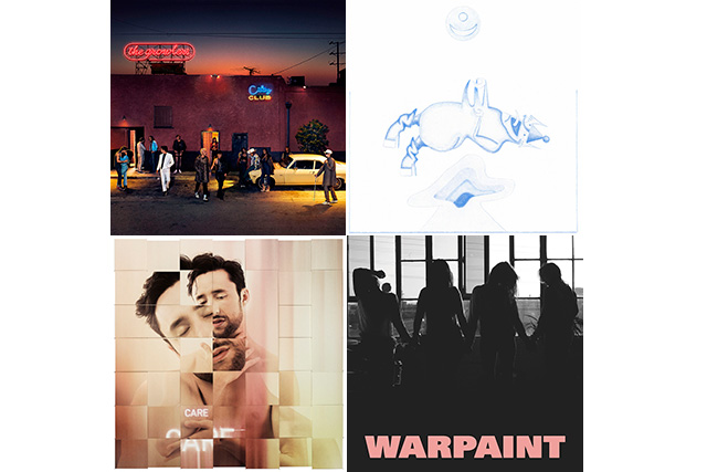 Friday, September 30: Happy new music Friday – in the past week, we've seen some fantastic new long player offerings from Warpaint, How to Dress Well, Devendra Banhart, The Growlers and more.