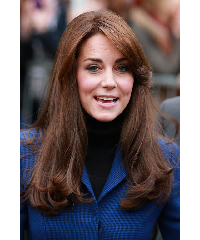 Kate Middleton Cuts Her Hair Gallery Of Her Hairstyles Over The