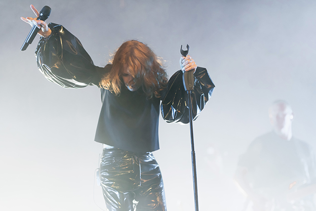 Goldfrapp on day 4