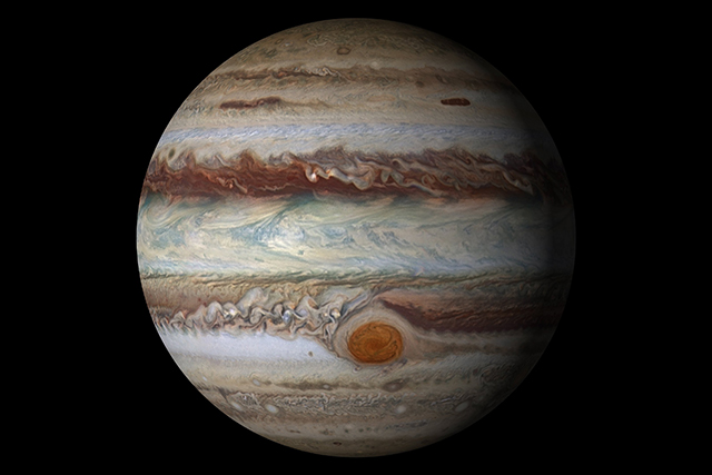 Tuesday, July 5: JUPITER, KING OF THE COSMOS! Today, in a landmark mission and after five years, NASA's Juno probe will finally enter Jupiter's orbit. JPL will be streaming it live on Facebook, YouTube and on JPL's live stream channel. Cool, right?