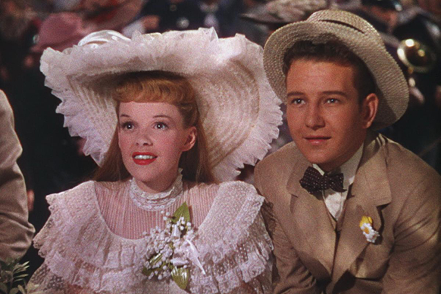 Meet Me in St Louis (1944): Christmas is not about where you are, but who you're with. The 1944 film features Judy Garland's famous reprise of 'Have Yourself a Merry Little Christmas'.