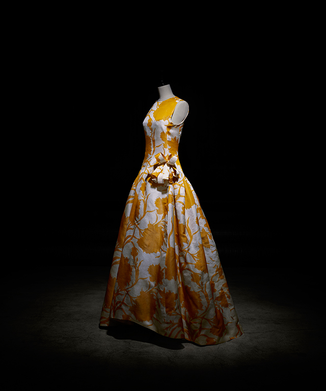 Prado dress, RTW 1962, Christian Dior Museum collection, Granville. ®Laziz Hamani