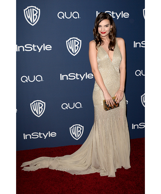 Golden Globe Awards after party, January 12, 2014