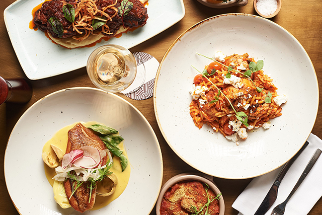 1821: Fancy a Greek feast to go with your horse racing? If the answer is a resounding yes then 1821 in Pitt Street is the place to go. $110 per person for an incredible selection of fine Greek eats. 122 Pitt St, Sydney.
