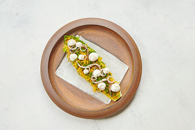 Cirrus: Barangaroo's knockout new sustainable seafood restaurant is offering a four-course lunch with a flute of French fizz on arrival at $180 per person. Drinkable prizes to be won, think: 3x bottles of Champagne Taittinger.