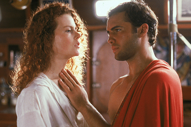 Dead Calm (1989). Phillip Noyce's terrifying yachting thriller manages to pre-date Nicole Kidman's Tom Cruise days and give us a psychotic Billy Zane.