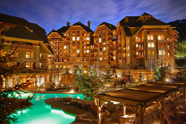 Four Seasons Whistler: The winning trifecta of dazzling European style, six-star American service in the heart of the Canadian Mountains? Four Seasons Whistler (and their guests) say yes. 4591 Blackcomb Way, Whistler, British Columbia VDN1B4