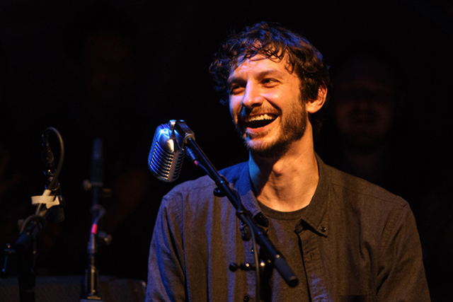 Gotye as part of the Sydney Festival, 16 – 17 January 2018: instrumentalist Gotye showcases the work of Jean-Jacques Perry on the 'Ondioline' instrument (image: Carriageworks)