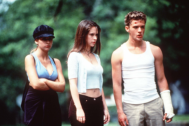 'I Know What You Did Last Summer' – This slasher horror flick is worth a revisit for the '90 teen dream casting alone: hello, Sarah Michelle Gellar, Jennifer Love Hewitt, Freddy Prinze Jr. and Ryan Phillippe.