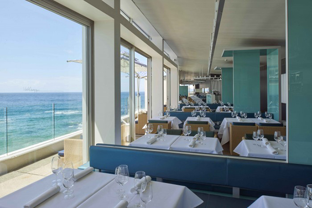 Icebergs Dining Room and Bar, Bondi. Knockout Mum's Day brunch with the best vistas in town. $90 set menu featuring caviar tartlet, glazed ham and ocean trout, or upgrade to the bottomless Perrier Jouët champs option for $150 per head.