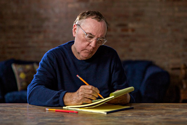 #9 James Patterson, author $87 million