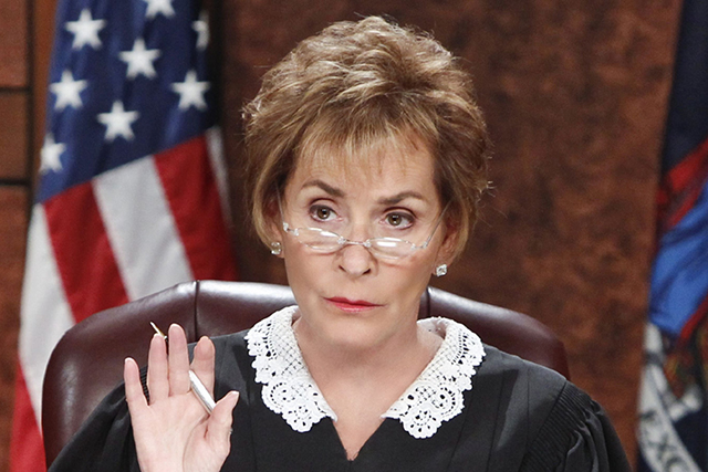 Judith Sheindlin host of 'Judge Judy' annual salary $47 million USD
