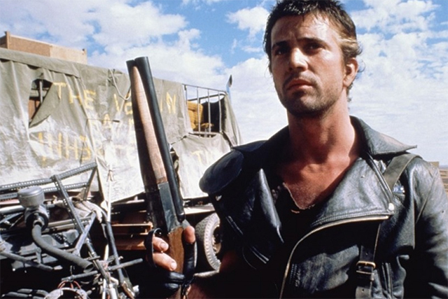 Mad Max (1979). The original action road flick, with a role that Mel Gibson made famous.
