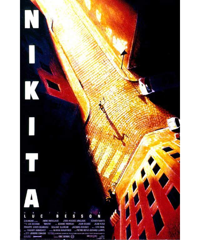 La Femme Nikita: Not to be confused with the '90s TV series nor its noughties remake, this film is the actual original. Directed by legendary French director Luc Besson (of The Fifth Element) it is a violent thriller with a female assassin at its core.