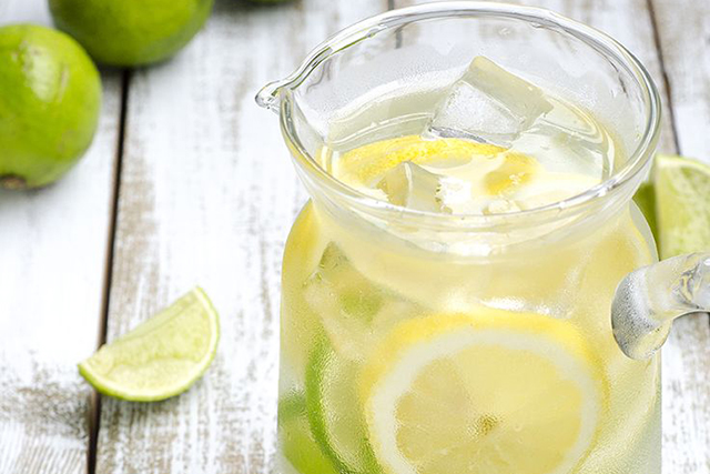 Have water and lemon first thing in the morning. This simple step will activate your liver to detox pathways.