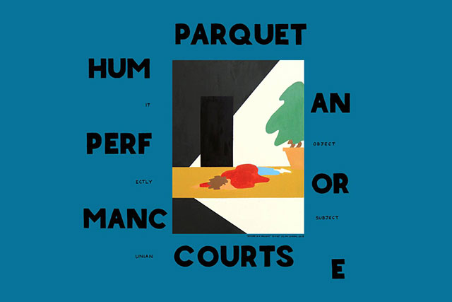Parquet Courts – Human Performance: After the relatively unsuccessful experiments of last year's Monastic Living EP, it's incredibly satisfying to hear Parquet Courts return to the format at which they excel – ragged indie-rock with a punk heartbeat. Like Jonathan Richmond fronting Pavement, there's a breezy familiarity to their shaggy-dog likeability.